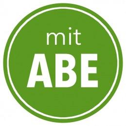 Höherlegung mit ABE