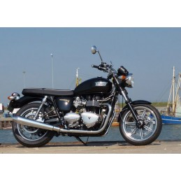 Zahnriemenumbau für Triumph Bonneville/ T100/ SE
