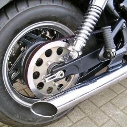 Zahnriemenumbau Triumph Speedmaster